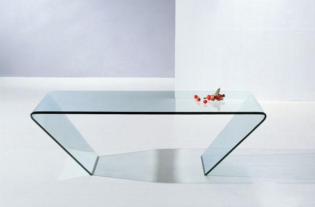 table basse design stella en verre   contact sodezign