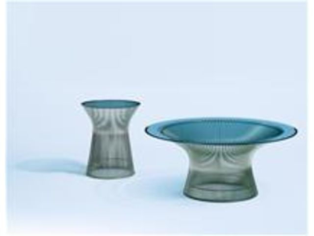 Table basse et guéridon Collection Platner_TERRE DESIGN