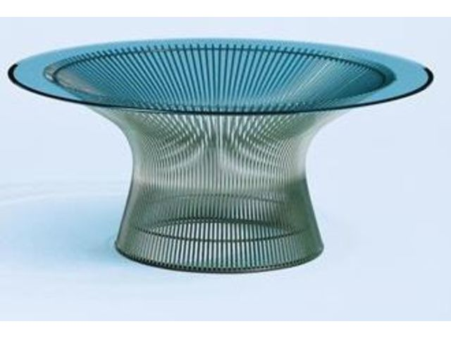 Table basse et guéridon Collection Platner_TERRE DESIGN_1