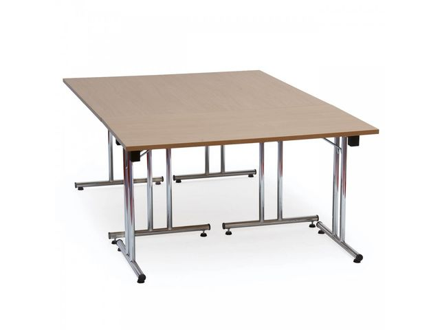Table D Appoint Pliante Empilable 160cm Contact Meubles Fonctionnels