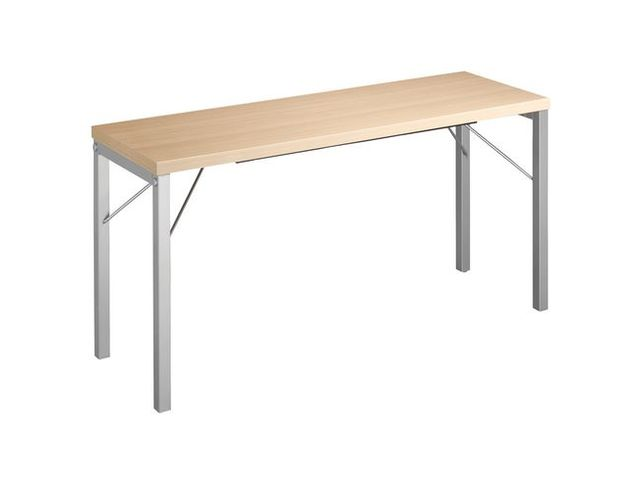 Table de s minaire pliante largeur 150 cm contact maxiburo for Table largeur 70 cm avec rallonge
