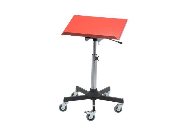table de travail mobile pour atelier contact dlv france. Black Bedroom Furniture Sets. Home Design Ideas