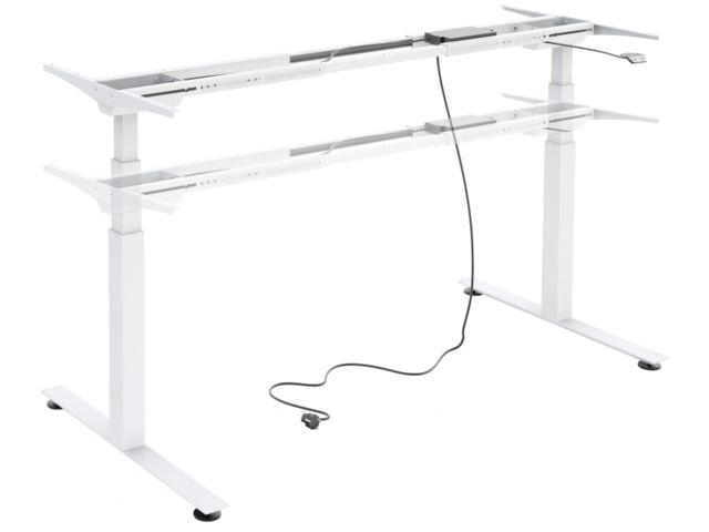 Table de travail r glable lectriquement en hauteur contact equipement shop - Table de travail reglable en hauteur ...