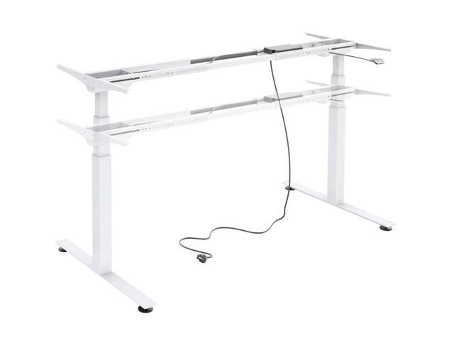 Table de travail r glable en hauteur lectriquement - Table de travail reglable en hauteur ...