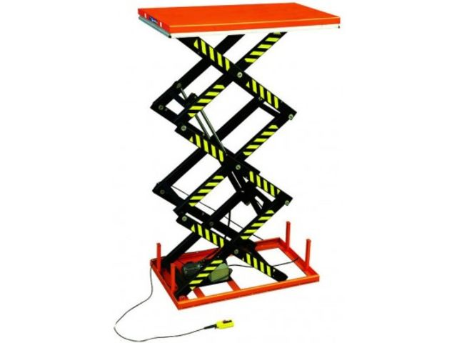 Table elevatrice 3 ciseaux 2000kg contact websilor for Table elevatrice a ciseaux