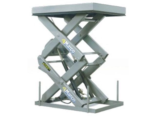 Table l vatrice double ciseaux fournisseurs industriels for Table elevatrice