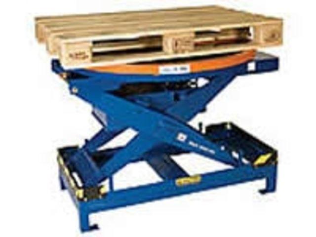 Table l vatrice plateau tournant fournisseurs industriels - Table avec plateau tournant ...
