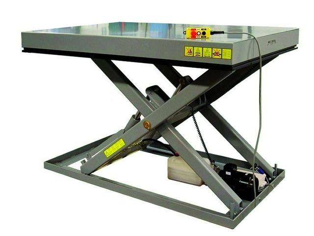 Table l vatrice simple ciseaux serie j contact alma sa for Table elevatrice a ciseaux