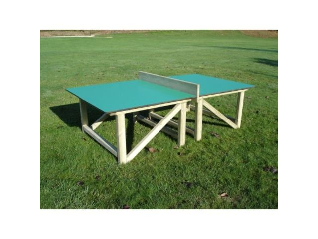 Table Ping Pong compact bois