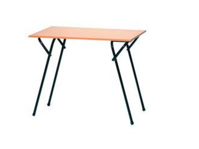 Table pliante petite julie contact manutan - Pietement pour table pliante ...