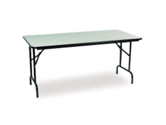 Table pliante rectangulaire contact axess industries - Table rectangulaire pliante ...