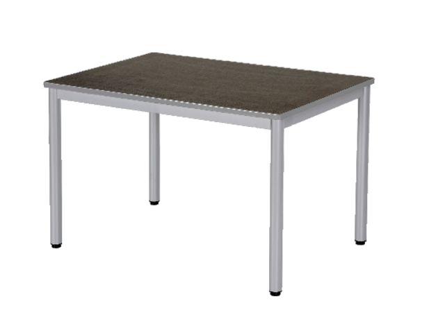 Table restau chlo plat softop taupe contact manutan collectivites ex camif collectivites - Table camif ...