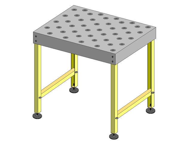 Tables A Billes Mobiles