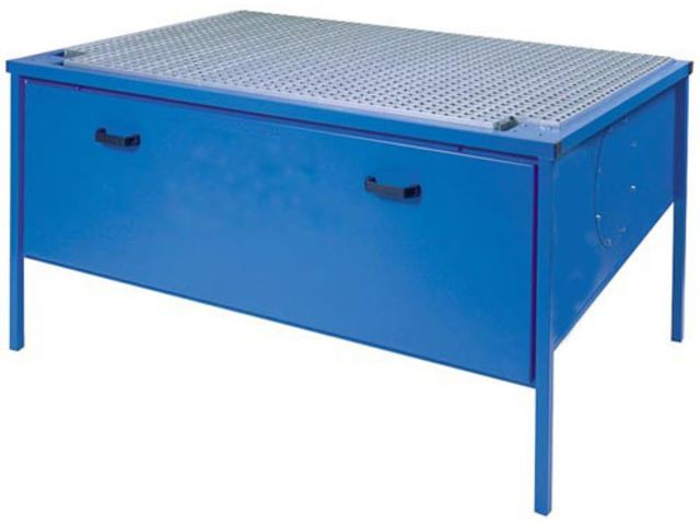 tables aspirantes (coupage/meulage) | contact saf-fro