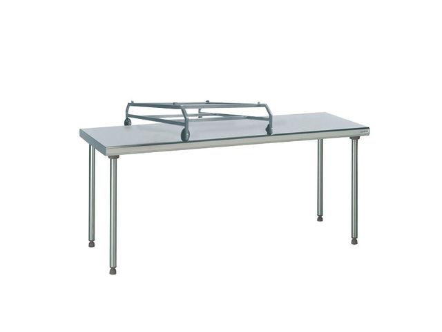 tables de dressage en inox contact coop labo. Black Bedroom Furniture Sets. Home Design Ideas