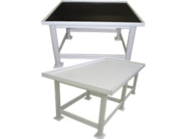 Tables de travail contact celtiplast - Table de travail de boucher ...