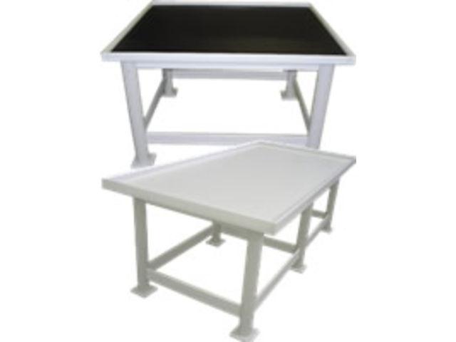 Tables de travail contact celtiplast - Table de travail de boucher ...