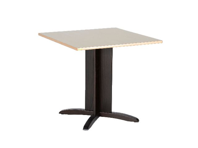 tables plateau stratifi contact manutan collectivites. Black Bedroom Furniture Sets. Home Design Ideas