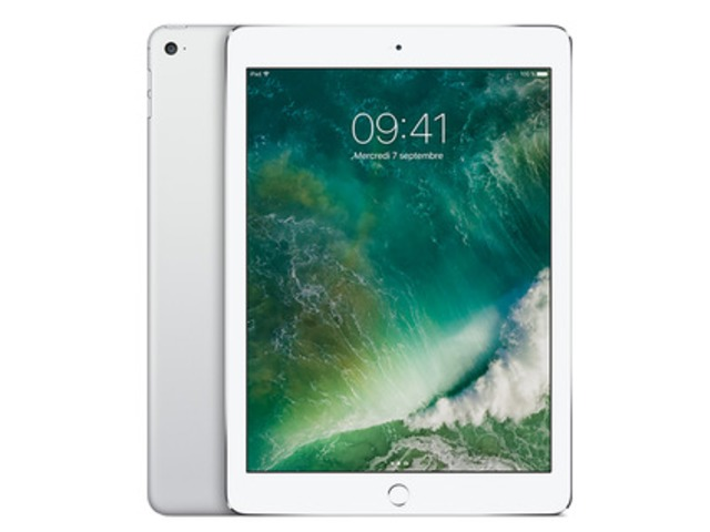 Tablette tactile Apple - iPad Air 2 Wi-Fi - 32 Go argent_APPLEWOOD