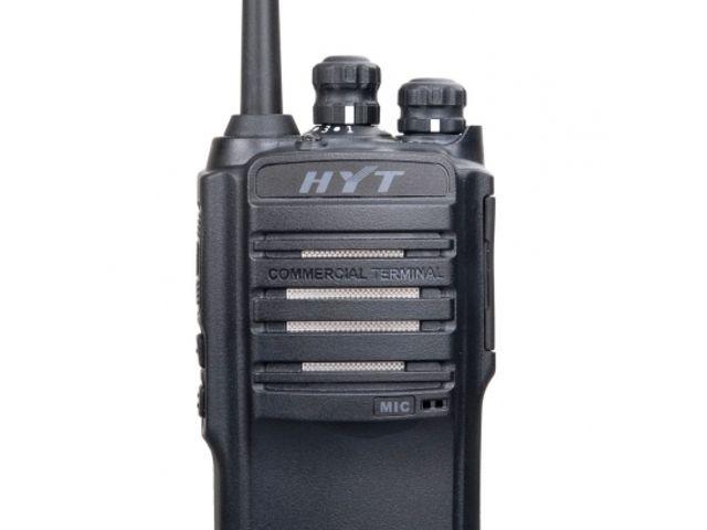 TalkieWalkie Résistant IP Longue Portée HYT TC S Pro - Talkie walkie longue portée