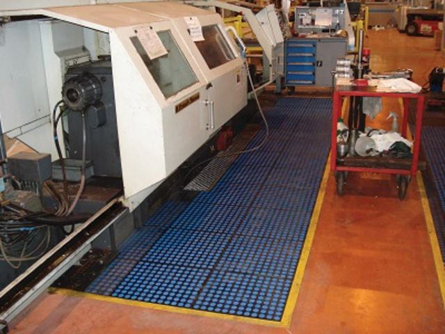 TAPIS ANTI-FATIGUE MATLAST® - WATTELEZ L'ELASTOMERE INDUSTRIEL