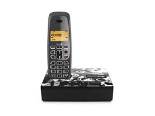 t l phone sans fil dect r pondeur neobio 25r contact doro telecom. Black Bedroom Furniture Sets. Home Design Ideas