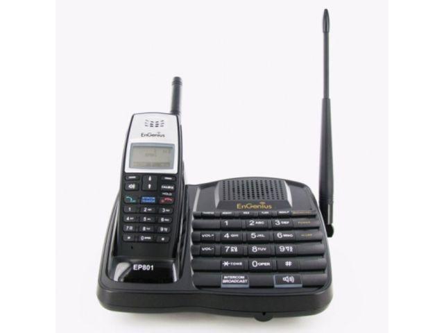 T l phone sans fil longue port e ep801 contact officeeasy - Meilleur routeur sans fil longue portee ...