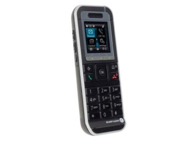 T l phone sans fil sp cial pabx alcatel lucent 8232 dect contact one direct - Pabx alcatel omnipcx office ...