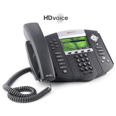 t l phone voip sip 6 lignes polycom soundpoint ip 670 contact officeeasy. Black Bedroom Furniture Sets. Home Design Ideas