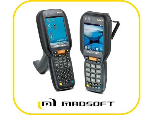 Datalogic Falcon X4 // MADSOFT