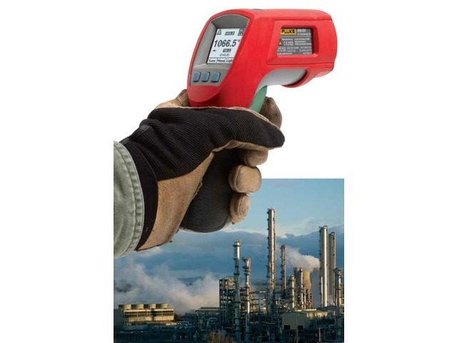 Thermomètre infrarouge ATEX - FLUKE-568EX_DISTRIMESURE