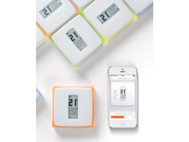 thermostat connect netatmo contact saunier duval. Black Bedroom Furniture Sets. Home Design Ideas