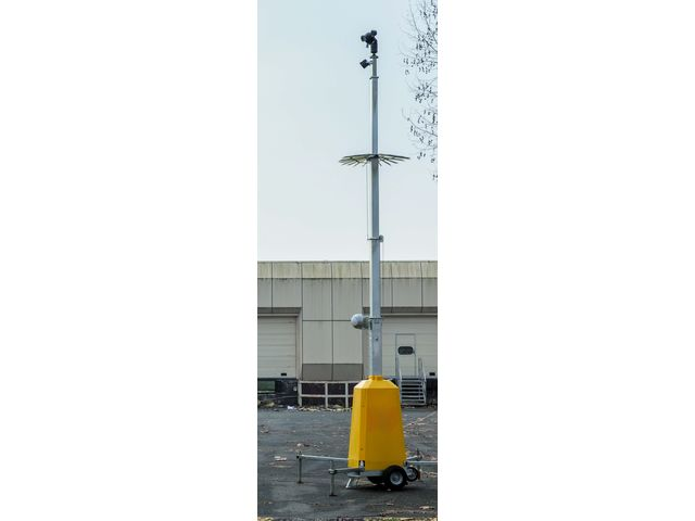 Tour de surveillance intelligente | Smart Tower