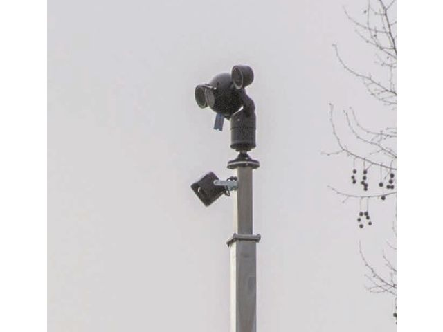 Tour de surveillance intelligente | Smart Tower - VPSITEX
