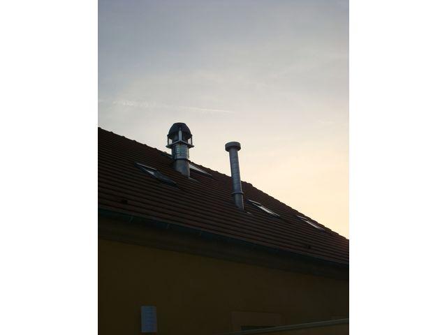 Tourelles de ventilation extraction de cuisine contact cristal air - Tourelle extraction cuisine ...