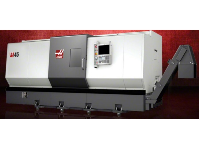 Tours 2 axes ST-45_HAAS AUTOMATION EUROPE_1