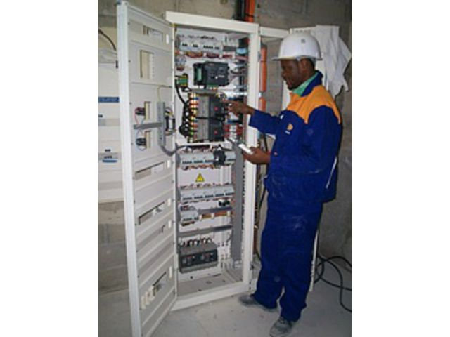 Travaux lectriques contact selgef k - Travaux installation electrique ...