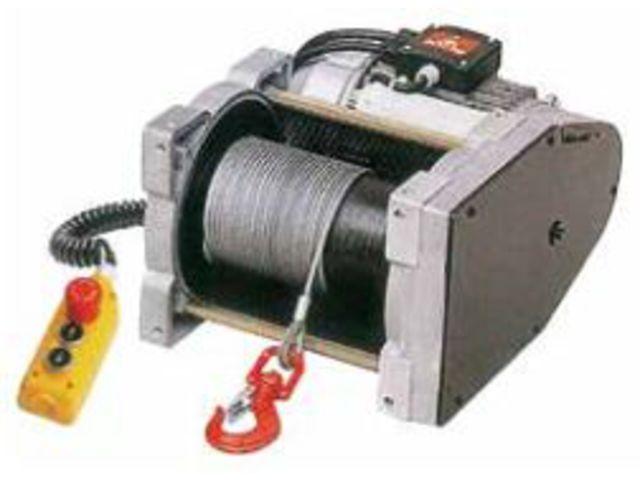 Treuil lectrique compact de levage ou traction - Treuil de levage ...