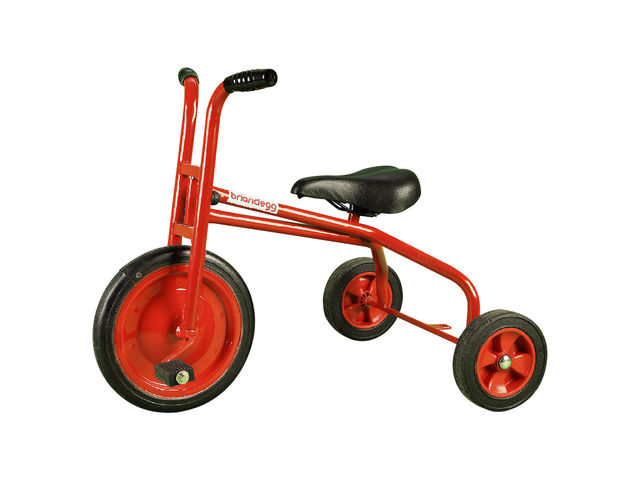 Tricycle P'tit Costaud rouge