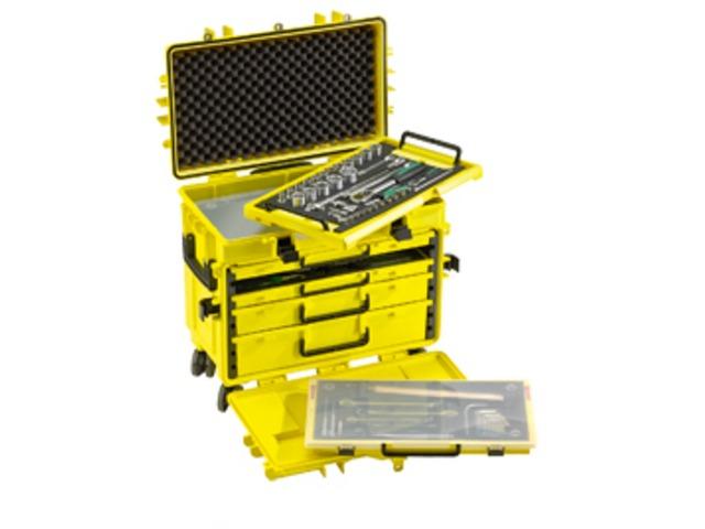 Trolley   Coffre à outils à roulettes - 13217   Contact STAHLWILLE 52ba859bcd1b