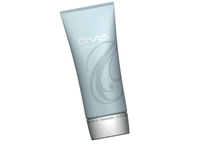 Tube cosmétique forme ovale - INTERNATIONAL PACKAGING BUSINESS
