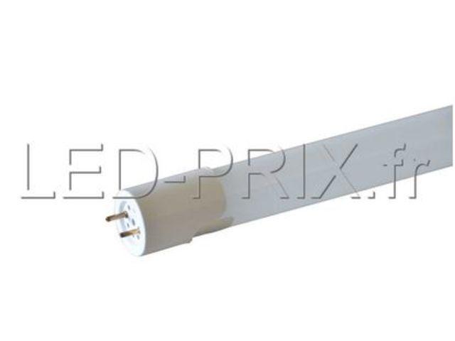 tube n on led t8 professionnel blanc chaud 23 watts 150 cm. Black Bedroom Furniture Sets. Home Design Ideas