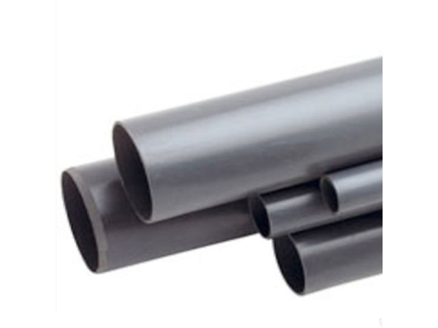 Tube pvc gris rigide s rie normalis contact abaqueplast for Tube pvc 100 diametre interieur