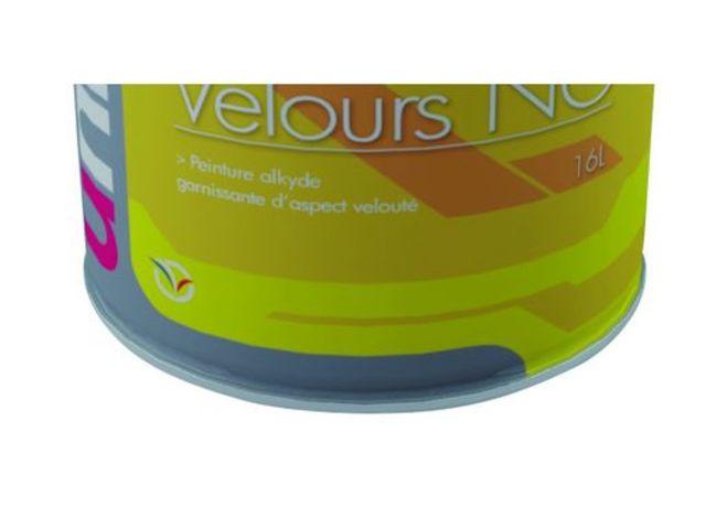 Unigliss velours ng peinture d 39 aspect veloute a base de - Peinture unikalo prix ...