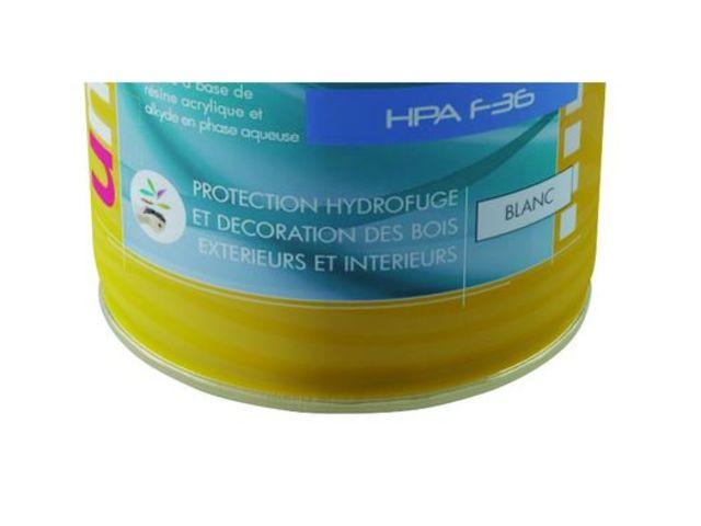 Uniwood hpa f36 lasure multicouche satin e a base de - Peinture unikalo prix ...