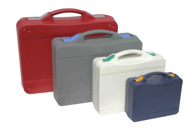 Valisettes Plasticase Evolution - STAR PACK SA