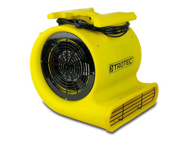 ventilateur radial