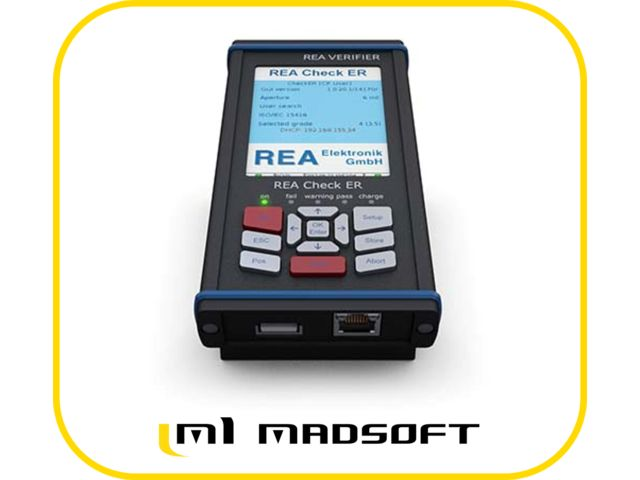 REA Check ER // MADSOFT