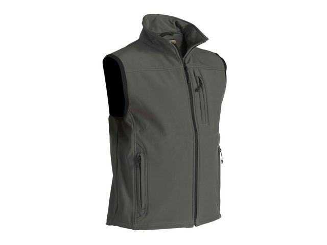 Veste softshell sans manches Blaklader 8170_CUBE PROTECTION