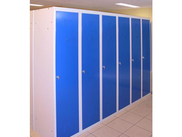 Vestiaire et armoire de rangement contact diplex for Vestiaires industriels